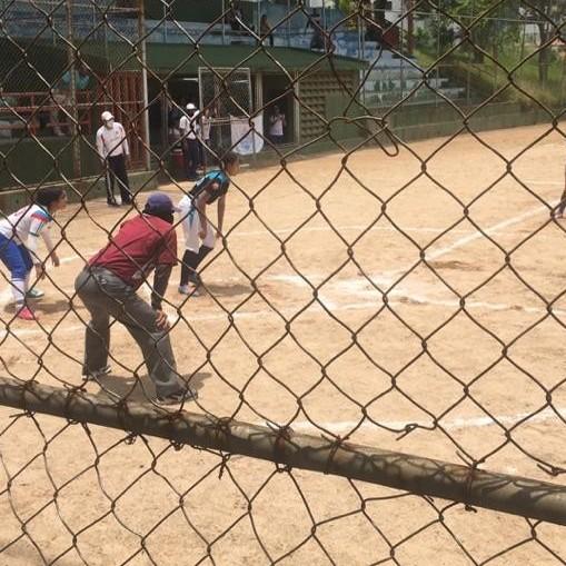 "Diario Frontera, Frontera Digital,  Kickingball, Deportes, ,Comenzó torneo de Kickingball en el Estadio ""Juan Omar Briceño"""