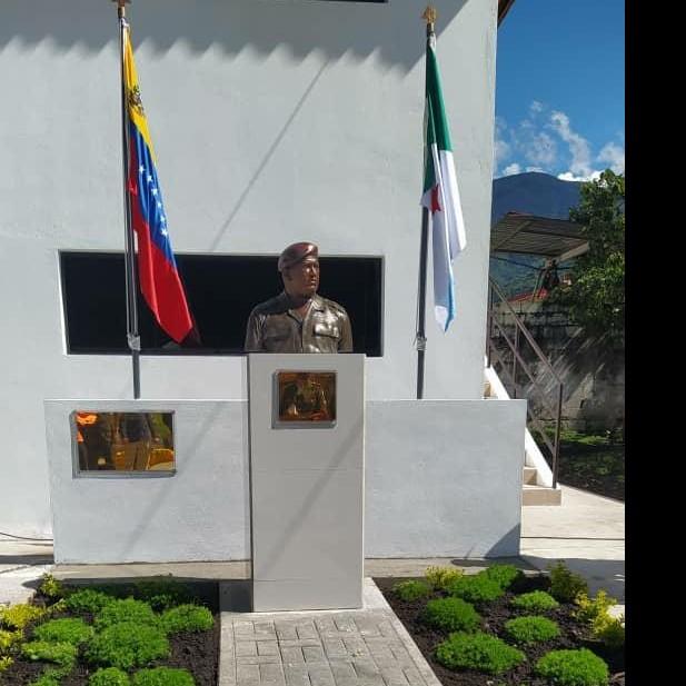 Diario Frontera, Frontera Digital,  ZODI MÉRIDA, PLAZA HUGO CHÁVEZ, Regionales, ,Inaugurada en la Zodi Mérida plaza en honor al comandante Hugo Chávez
