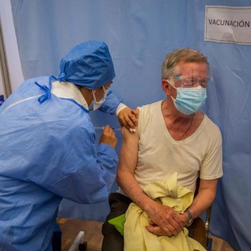 Diario Frontera, Frontera Digital,  VACUNACIÓN, Nacionales, ,Gobierno de Maduro asegura haber vacunado a 11 % de los venezolanos
