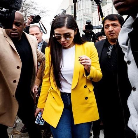 Diario Frontera, Frontera Digital,  EMMA CORONEL, Internacionales, ,Esposa del Chapo se declara culpable de narcotráfico y blanqueo en EEUU
