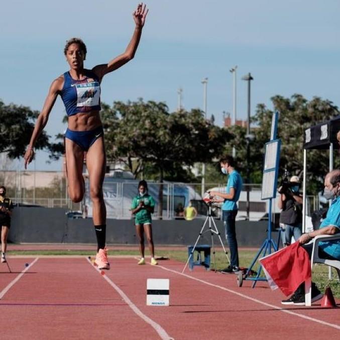 Diario Frontera, Frontera Digital,  YULIMAR ROJAS, Deportes, ,Yulimar Rojas bate el récord de Venezuela de longitud