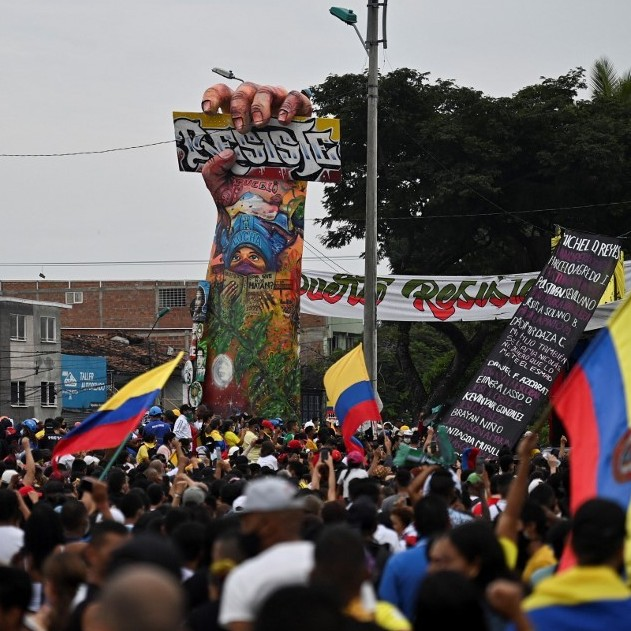Diario Frontera, Frontera Digital,  Comité Nacional de Paro en Colombia, Internacionales, ,Comité de Paro en Colombia  anunció suspensión temporal de movilizaciones