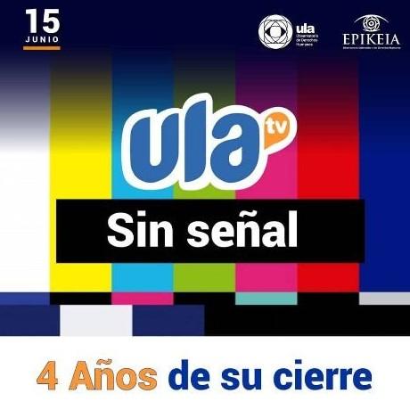 Diario Frontera, Frontera Digital,  ULA TV, Regionales, ,ULA TV cumple cuatro años fuera del aire por orden del régimen