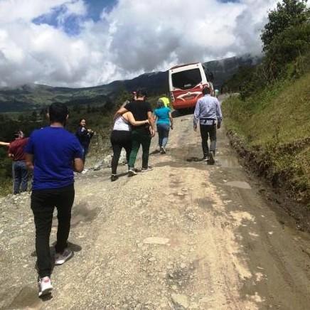 Diario Frontera, Frontera Digital,  LA AZULITA, CARRETERA, Regionales, ,Una odisea vial, ir a La Azulita