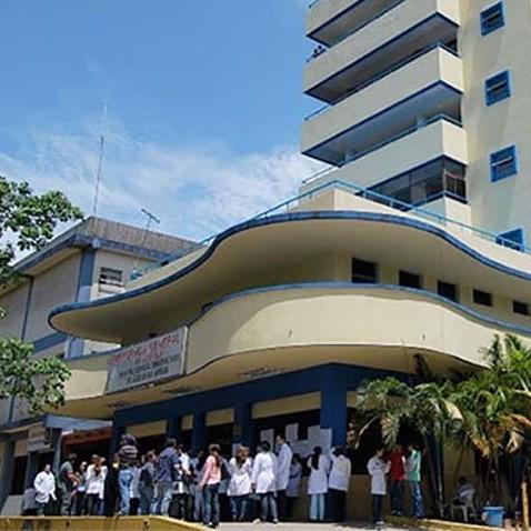 Diario Frontera, Frontera Digital,  HOSPITAL CENTRAL DE SAN CRISTÓBAL, Nacionales, ,Desmienten colapso del hospital de San Cristóbal por covid-19