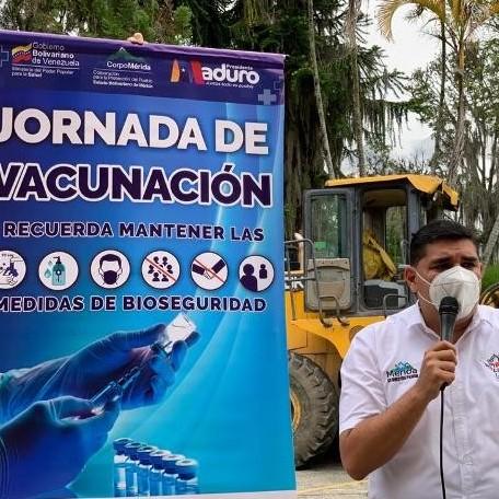 Diario Frontera, Frontera Digital,  VACUNADOS EN MÉRIDA, Salud, ,Más de 55 mil merideños han sido vacunados contra la COVID-19