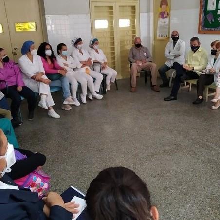 Diario Frontera, Frontera Digital,  Personal de enfermería ULE, Salud, ,Personal de enfermería ULE presentó realidades al gobernador