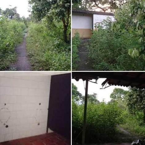 Diario Frontera, Frontera Digital,  PARQUE LA GUACAMAYA, Panamericana, ,PARQUE LA GUACAMAYA DE EL VIGÍA EN DESIDIA Y TOTAL ABANDONO