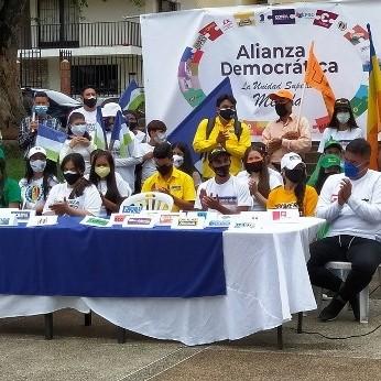 Diario Frontera, Frontera Digital,  Alianza Democrática, Politica, ,Instalada la Alianza Democrática en Campo Elías