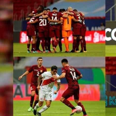 Diario Frontera, Frontera Digital,  VENEZUELA QUEDÓ ELIMINADA, COPA AMÉRICA, Deportes, ,Venezuela no pudo con Perú y quedó eliminada de la Copa América