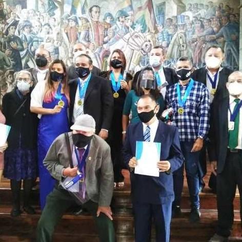 Diario Frontera, Frontera Digital,  GOBIERNO DE MÉRIDA, Regionales, ,Ramón Guevara entregó premio de periodismo y reconocimiento a comunicadores merideños