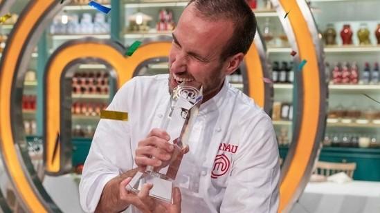 http://fronteradigital.com.ve/Arnau, ganador de 'MasterChef 9': «No lo cambiaría por el bote de 'Pasapalabra'.  El premio gordo es la cocina»