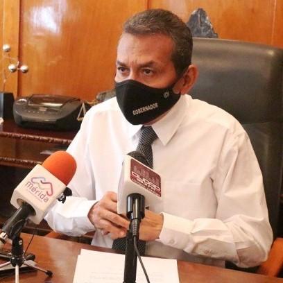 Diario Frontera, Frontera Digital,  Gobernador de Mérida suspende actividades, COVID-19, Regionales, ,Gobernador de Mérida suspende actividades en el Ejecutivo  regional