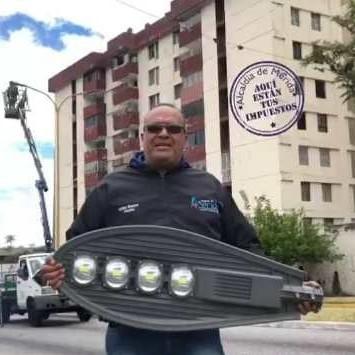 Diario Frontera, Frontera Digital,  ALCALDÍA DE MÉRIDA, ALCIDES MONSALVE CEDILLO, Regionales, ,Alcaldía de Mérida continúa recuperación  de luminarias de la avenida Las Américas