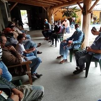 Diario Frontera, Frontera Digital,  Edgar Márquez, Politica, ,Edgar Márquez escuchó el clamor de Canaguá y El Molino