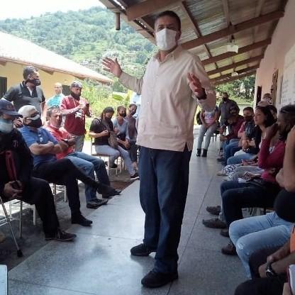 """Diario Frontera, Frontera Digital,  PSUV, RAMÓN LOBO, Politica, ,""""MI COMPROMISO ES LA REUNIFICACIÓN DEL CHAVISMO EN MÉRIDA"""""""
