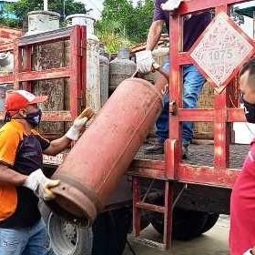 Diario Frontera, Frontera Digital,  NEVADO GAS, Regionales, ,Sector Protegido cuenta con servicio permanente de gas doméstico