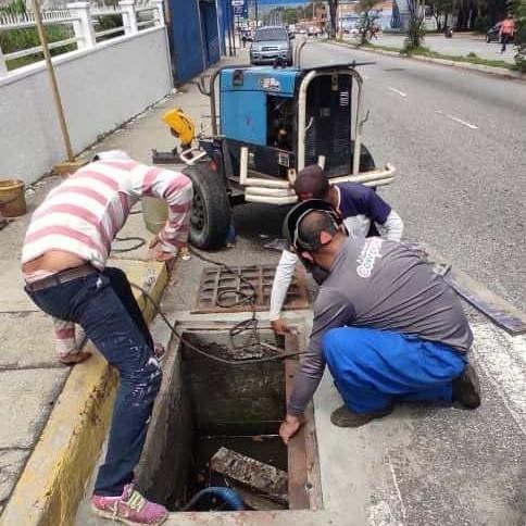 Diario Frontera, Frontera Digital,  ALCALDÍA DE MÉRIDA, ALCANTARILLA DE CORPOELEC, Regionales, ,Alcaldía de Mérida arregla tanquilla de Corpoelec en la Urdaneta
