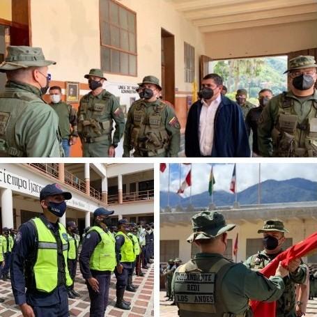 """Diario Frontera, Frontera Digital,  ZODI MÉRIDA, Regionales, ,Jehyson Guzmán: """"Seguimos en articulación con la ZODI  para garantizar la paz en Mérida"""