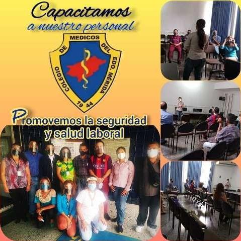 Diario Frontera, Frontera Digital,  COLEGIO DE MÉDICOS DE MÉRIDA, Regionales, ,Colegio de Médicos de Mérida inició capacitación a su personal