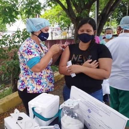 Diario Frontera, Frontera Digital,  Hospital Adán Muñoz Calleja de El Vigía, Panamericana, ,Hospital Adán Muñoz Calleja de El Vigía realiza jornada de vacunación antigripal
