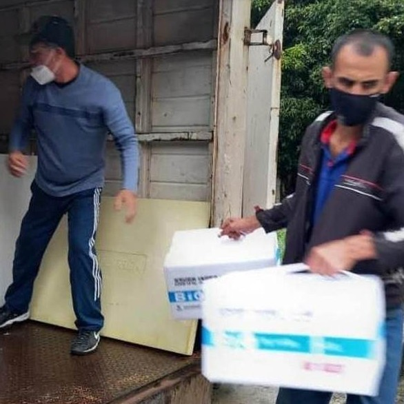 Diario Frontera, Frontera Digital,  VACUNAS EN MÉRIDA, Salud, ,Más de 68 mil vacunas  han llegado a Mérida en los últimos días