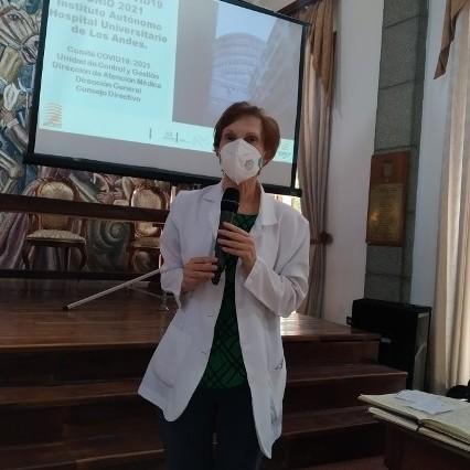 Diario Frontera, Frontera Digital,  COMISIÓN, COVID-19, IAHULA, Salud, ,Con la verdad se combate en Mérida la pandemia de la COVID-19