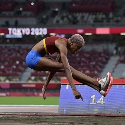 Diario Frontera, Frontera Digital,  YULIMAR ROJAS, Deportes, ,Yulimar Rojas clasificó a la final olímpica  con el mejor registro del salto triple