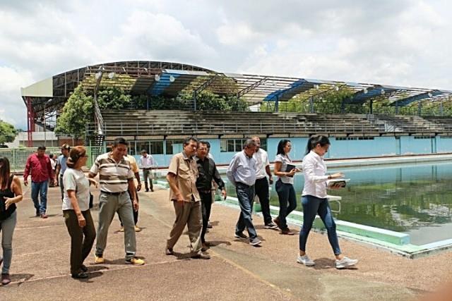 Diario Frontera, Frontera Digital,  PISCINAS DE EL VIGÍA, Deportes, ,Ha costado mucho tiempo y dinero rescate de piscinas de El Vigía