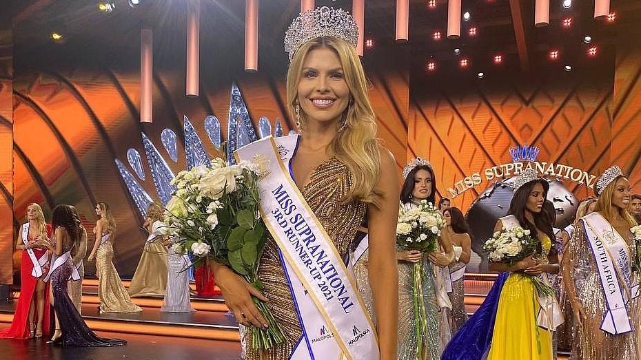 http://fronteradigital.com.ve/Venezuela es electa tercera finalista del Miss Supranational 2021