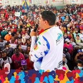 Diario Frontera, Frontera Digital,  JEHYSON GUZMÁN, NUEVA BOLIVIA, Panamericana, ,Merideños del eje Panamericano dan su rotundo respaldo a Jehyson Guzmán
