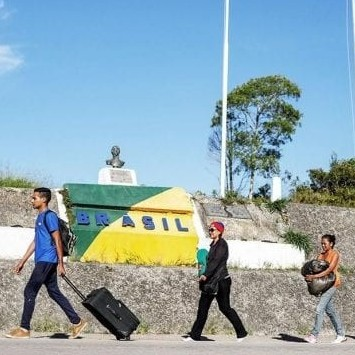 Diario Frontera, Frontera Digital,  BRASIL, Internacionales, ,Brasil extiende a 2022 norma  que facilita concesión de refugio a venezolanos