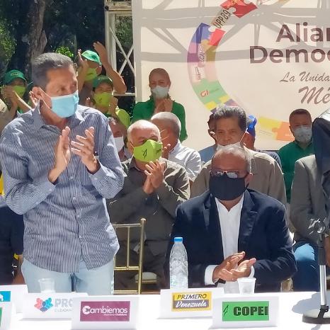 Diario Frontera, Frontera Digital,  LUIS MONTILLA, VICEPRESIDENTE DE COPEI, Politica, ,En los próximos días se anuncian candidatos a gobernadores y alcaldes