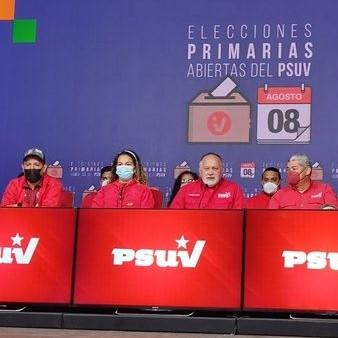 Diario Frontera, Frontera Digital,  EPA, PSUV, FUTBOL SEGUNDA DIVISIÓN, Politica, ,PSUV anunció los primeros resultados de sus elecciones primarias