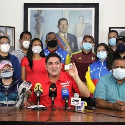 Diario Frontera, Frontera Digital,  JEHYSON GUZMÁN, Politica, ,Alrededor del 90% de la militancia del PSUV participó en las primarias