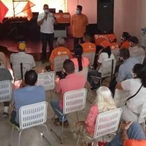 Diario Frontera, Frontera Digital,  VP MÉRIDA, Politica, ,Voluntad Popular Merida continúa recorriendo  el estado promoviendo el Acuerdo de Salvación Nacional