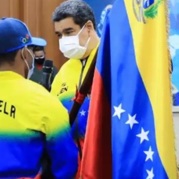 Diario Frontera, Frontera Digital,  condecoración, Nacionales, ,Presidente Nicolás Maduro condecoró  a atletas olímpicos venezolanos