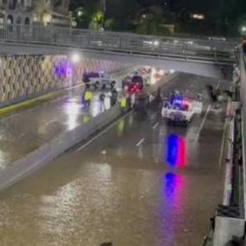 Diario Frontera, Frontera Digital,  CARACAS, LLUVIAS, Nacionales, ,Lluvias causan inundaciones en vías de Caracas este #10ago