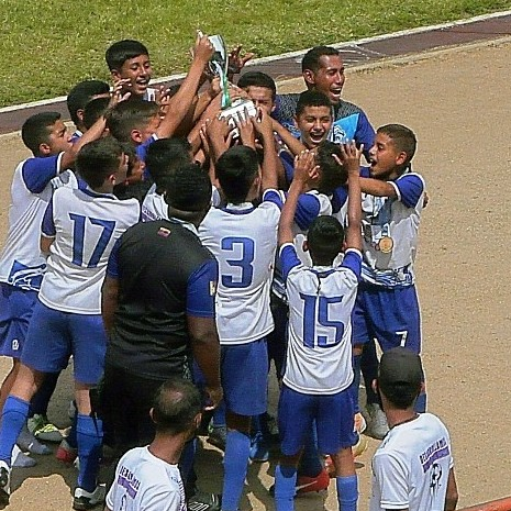 """Diario Frontera, Frontera Digital,  segunda etapa de la """"Champions Kids"""", Deportes, ,Concluyó en el """"Soto Rosa"""" de Mérida segunda etapa de la """"Champions Kids"""""""