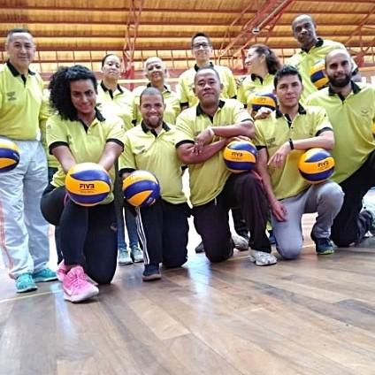 Diario Frontera, Frontera Digital,  Federación Venezolana de Voleibol, Deportes, ,En el segundo semestre del 2021 el voleibol sigue apostando a la formación
