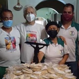 """Diario Frontera, Frontera Digital,  """"Arepazo"""" Padre Cesáreo Gil, Regionales, ,""""Arepazo"""" Padre Cesáreo Gil, regaló esperanza a más de 10 mil personas en Mérida"""