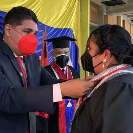 Diario Frontera, Frontera Digital,  UNES, MÉRIDA, Regionales, ,Jehyson Guzmán: la UNES está comprometida con el legado de Chávez,  quien soñó con una sociedad más segura