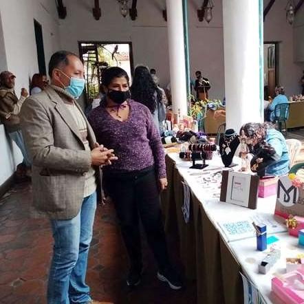 Diario Frontera, Frontera Digital,  EMPRENDEDORES, FUNDECEM, Regionales, ,Emprendedores merideños muestran  sus creaciones en la casa Juan Hilario Bosett