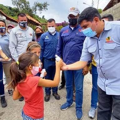 Diario Frontera, Frontera Digital,  MÉRIDA, EDUARDO PIÑATE, Vicepresidente para el Área Social, Regionales, ,La protección del pueblo es prioridad del Gobierno Bolivariano en medio del bloqueo