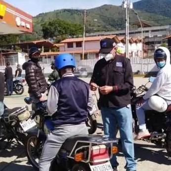 Diario Frontera, Frontera Digital,  PLAN DE DISTRIBUCIÒN DE GASOLINA, MOTOS, Regionales, ,Todo un éxito Plan Piloto de distribución de combustible  en divisas para motorizados en Mérida
