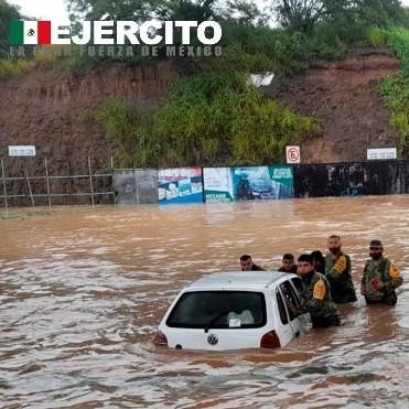 Diario Frontera, Frontera Digital,  MÉXICO, GRACE, Internacionales, ,Al menos 7 muertos por el huracán Grace,  que se degradó a categoría 1 en su avance