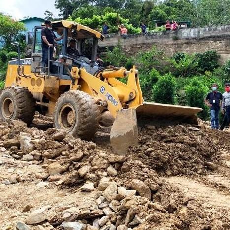 Diario Frontera, Frontera Digital,  EMERGENCIAS VALLE DEL MOCOTÍES, Mocoties, ,Acciones del Gobierno Bolivariano en el Valle del Mocotíes