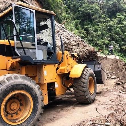Diario Frontera, Frontera Digital,  ALCALDÍA DE MÉRIDA, Regionales, ,Alcaldía de Mérida atendió emergencia en vía a El Morro