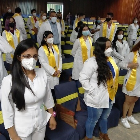 Diario Frontera, Frontera Digital,  IAHULA, COVID-19, Salud, ,Asistentes de enfermería y terapia  recibieron formación para tratar pacientes Covid