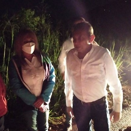 Diario Frontera, Frontera Digital,  GOBERNADOR DE MÉRIDA, Mocoties, ,Gobernador del estado Mérida se solidarizó con la comunidad del Valle del Mocotíes